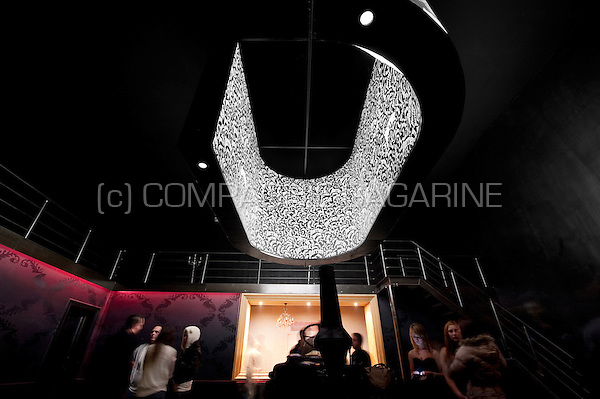 Ambiance impressions of the Club Industria nightclub in Antwerp (Belgium, 23/12/2012)