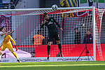 15.02.2020, Red Bull Arena, Leipzig, GER, 1.FBL, RB Leibzig vs SV Werder Bremen<br /> <br /> DFL REGULATIONS PROHIBIT ANY USE OF PHOTOGRAPHS AS IMAGE SEQUENCES AND/OR QUASI-VIDEO.<br /> <br /> im Bild / picture shows<br /> <br /> Yuya Osako (Werder Bremen #08)<br /> Foto © nordphoto / Kokenge