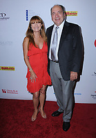 11 August  2017 - Beverly Hills, California - Jane Seymour, Johnny Bench. 17th Annual Harold &amp; Carole Pump Foundation Gala held at The Beverly Hilton Hotel in Beverly Hills. <br /> CAP/ADM/BT<br /> &copy;BT/ADM/Capital Pictures