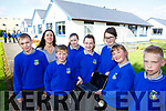Castleisland Interagency Youth Forum held a digital online awareness seminar for  local post primary schools at the Ivy Leaf, Castleisland  on Thursday Pictured Castlisland community College students Alan Currans, Micheal Murphy,  Brienne Crowley, Ciara O'Shea, Bridget Sheehan, Samantha Knightly, Kevin O'Donoghue with Guidance Counsellor Juanita Lovette,