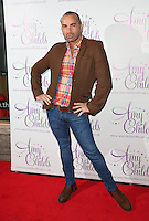 Louie Spence arriving for the Amy Childs clothing collection  3rd birthday party, London. 27/10/2014 Picture by: James Smith / Featureflash