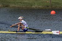 Sarasota. Florida USA.  GBR W1X, Victoria THORNLEY, Semi Final A/B. 2017 World Rowing Championships, Nathan Benderson Park<br /> <br /> Friday  29.09.17   <br /> <br /> [Mandatory Credit. Peter SPURRIER/Intersport Images].<br /> <br /> <br /> NIKON CORPORATION -  NIKON D500  lens  VR 500mm f/4G IF-ED mm. 200 ISO 1/1250/sec. f 7.1