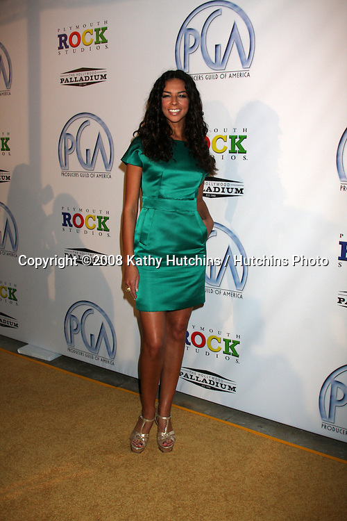 Teri Seymour  arriving at the Producer's Guild Awards, at the Palladium in Los Angeles, CA on .January 24, 2009.©2008 Kathy Hutchins / Hutchins Photo..