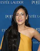 LOS ANGELES, CA - OCTOBER 9: Lisa Nishimura, at Porter's Third Annual Incredible Women Gala at The Ebell of Los Angeles in California on October 9, 2018. Credit: Faye Sadou/MediaPunch