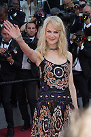 Nicole Kidman at the 70th Anniversary Gala for the Festival de Cannes, Cannes, France. 23 May 2017<br /> Picture: Paul Smith/Featureflash/SilverHub 0208 004 5359 sales@silverhubmedia.com