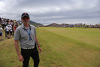 Daryl O'Hora European tour during the final round of the Dubai Duty Free Irish Open, Ballyliffin Golf Club, Ballyliffin, Co Donegal, Ireland. 08/07/2018<br /> Picture: Golffile   Thos Caffrey<br /> <br /> <br /> All photo usage must carry mandatory copyright credit (&copy; Golffile   Thos Caffrey)
