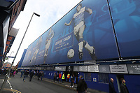 A general view of Goodison Park before the Premier League match between Everton and Burnley at Goodison Park on October 1st 2017 in Liverpool, England. <br /> Calcio Everton - Burnley Premier League <br /> Foto Phcimages/Panoramic/insidefoto