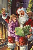 Marcello, CHRISTMAS SANTA, SNOWMAN, WEIHNACHTSMÄNNER, SCHNEEMÄNNER, PAPÁ NOEL, MUÑECOS DE NIEVE, paintings+++++,ITMCXM1337C,#X#