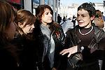 20080110 - France - Aquitaine - Pau<br /> PORTRAITS DE MARTINE LIGNIERES-CASSOU, CANDIDATE PS AUX ELECTIONS MUNICIPALES DE PAU EN 2008.<br /> Ref : MARTINE_LIGNIERES-CASSOU_030.jpg - © Philippe Noisette.