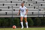 17 September 2015: Duke's Morgan Reid. The Duke University Blue Devils hosted the Appalachian State University Mountaineers at Koskinen Stadium in Durham, NC in a 2015 NCAA Division I Women's Soccer match. Duke won the game 6-0.