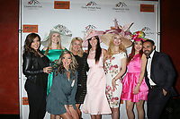 LOS ANGELES - JAN 5:  Derby Prelude Models,  Tonya York Dees, Guests at the Unbridled Eve Derby Prelude Party Los Angeles at the Avalon on January 5, 2018 in Los Angeles, CA