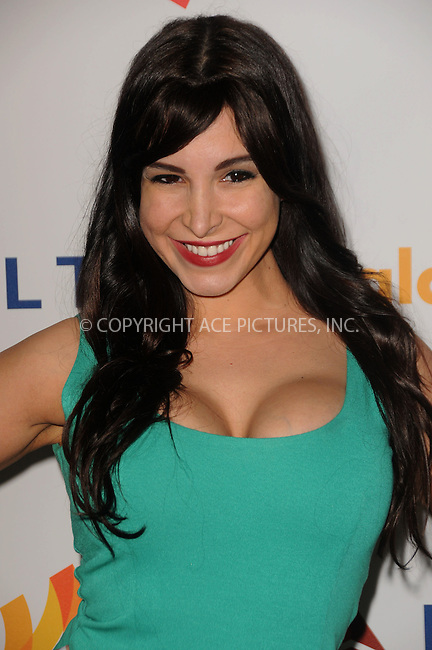 WWW.ACEPIXS.COM . . . . .  ....April 21 2012, LA....Mayra Veronica arriving at the 23rd Annual GLAAD Media Awards at the Westin Bonaventure Hotel on April 21, 2012 in Los Angeles, California....Please byline: PETER WEST - ACE PICTURES.... *** ***..Ace Pictures, Inc:  ..Philip Vaughan (212) 243-8787 or (646) 769 0430..e-mail: info@acepixs.com..web: http://www.acepixs.com