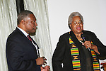 The 2nd Annual AHEAD - Saving Lives Today - Sustaning Communities Tommorow - fundraising dinner on December 4, 2008 at the River Room, New York City, New York. MIssion of AHEAD is to work with underserved communities in developing countries to improve the quality of life by implrmenting programs that lead to seof-sufficiency and self-reliance. (Photo by Sue Coflin/Max Photos)