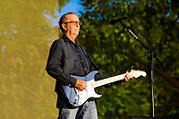 LONDON, ENGLAND - JULY 8: Eric Clapton performing at British Summer Time, Hyde Park on July 8, 2018 in London, England.<br /> CAP/MAR<br /> &copy;MAR/Capital Pictures