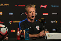 Copa America, United States (USA) Press Conference, June 02, 2016