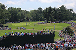 General view, <br /> JUNE 14, 2013 - Golf :<br /> General view on the 8th hole during the U.S. Open Championship<br /> at the Merion Golf Club, East course in Haverford Township, Delaware Country, Pennsylvania.<br /> (Photo by Koji Aoki/AFLO SPORT) [0008]