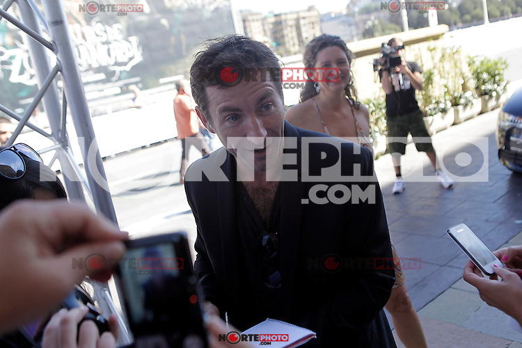 Actor Antonio de la Torre arrives to Maria Cristina hotel during the 61 San Sebastian Film Festival, in San Sebastian, Spain. September 22, 2013. (ALTERPHOTOS/Victor Blanco) /NortePhoto /NortePhoto