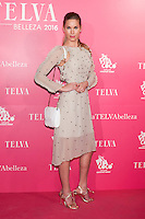 Helen Svedin attends Telva Beauty Awards ceremony in Madrid, Spain. January 20, 2015. (ALTERPHOTOS/Victor Blanco) /NortePhoto
