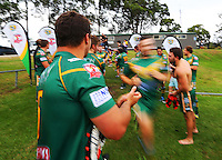 Opens Rd 3 - Wyong Roos v Entrance Tigers