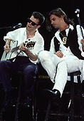 INXS: 1988: Madison Square Garden, NY<br /> Photo Credit: Eddie Malluk/Atlasicons.com