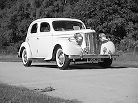 Ford Pilot Saloon Cars - 1949