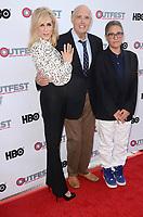 "Judith Light, Jeffrey Tambor, Jill Soloway<br /> at the ""Transparent"" Season 4 Sneak Peek at Outfest LGBT Film Festival, DGA, Los Angeles, CA 07-15-17<br /> David Edwards/Dailyceleb.com 818-249-4998"