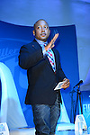 MIAMI BEACH, FL - JULY 08: Daymond John attends Miller Light Tap The Future Event at Nikki Beach on Tuesday July 8, 2014 in Miami Beach, Florida. (Photo by Johnny Louis/jlnphotography.com)