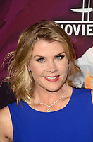 LOS ANGELES - JAN 13:  Alison Sweeney at the Hallmark Channel and Hallmark Movies and Mysteries Winter 2018 TCA Event at the Tournament House on January 13, 2018 in Pasadena, CA