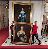 'The Favourite' fever at Blenheim Palace.
