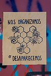 """""""We Organize Or We Disapear"""""""