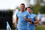 BROWNS SUMMIT, NC - SEPTEMBER 16: North Carolina's Zach Wright. The University of North Carolina Tar Heels hosted the Duke University Blue Devils on September 16, 2017 at Macpherson Stadium in Browns Summit, NC in a Division I college soccer game. UNC won the game 2-1.