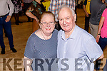 79 year old John O'Connell from Listowel with his wife Noreen dancing the afternoon away at 60th Celebration Céilí for Comhaltas Ceoltóirí Éireann in the Duchas Comhaltas Centre, IT Tralee on Sunday.