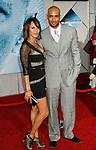 "HOLLYWOOD, CA. - September 24: Nicole Ari Parker and Boris Kodjoe arrive at the Los Angeles premiere of ""Surrogates"" at the El Capitan Theatre on September 24, 2009 in Hollywood, California."
