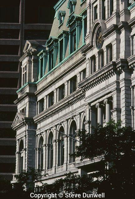 Adams Court house, Pemberton Square,  Boston, MA