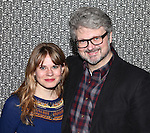 Celia Keenan-Bolger & John Ellison Conlee attending the Opening Night Performance After Party for the Manhattan Theatre Club's 'Murder Ballad' at Suite 55 in New York City on 11/15/2012