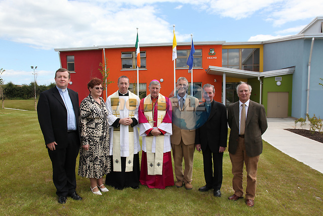 the opening of Stamullen National School..Pic: Fran Caffrey/www.newsfile.ie