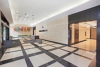 Lobby at 866 United Nations Plaza