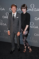 New York, NY - June 10 : Jean-Pascal Perret and Coco Rocha  attend the OMEGA Speedmaster Dark Side<br /> of the Moon Launch Event held at Cedar Lake on June 10, 2014 in<br /> New York City. Photo by Brent N. Clarke / Starlitepics