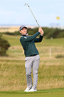 Brandon Grace (RSA) on the 16th fairway during Round 3 of the Alfred Dunhill Links Championship 2019 at St. Andrews Golf CLub, Fife, Scotland. 28/09/2019.<br /> Picture Thos Caffrey / Golffile.ie<br /> <br /> All photo usage must carry mandatory copyright credit (© Golffile | Thos Caffrey)