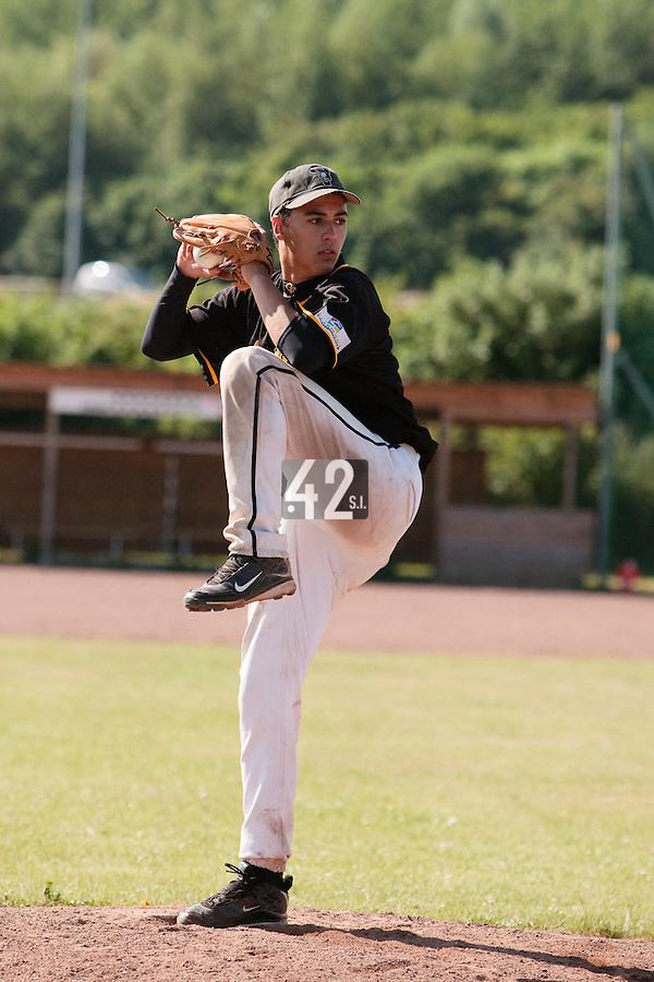 04 July 2010: Arvernes Clermont-Ferrand, little league, championnat Cadets, Ronchin, France.