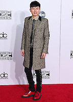 LOS ANGELES, CA, USA - NOVEMBER 23: Jason Zhang Jie arrives at the 2014 American Music Awards held at Nokia Theatre L.A. Live on November 23, 2014 in Los Angeles, California, United States. (Photo by Xavier Collin/Celebrity Monitor)