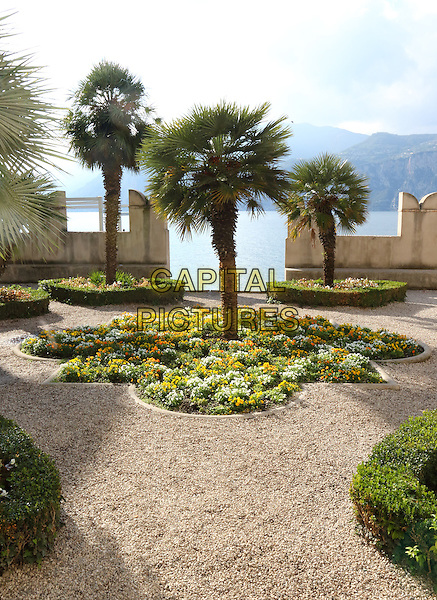 LAGO DI GARDA, ITALY - Palazzo dei Capitani in Malcesine on 17 October 2015 in Lago di Garda, Italy<br /> <br /> CAP/ROS<br /> &copy;ROS/Capital Pictures