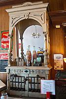 First Coca Cola bottling plant in US, Vicksburg Mississippi called Beidenharn.