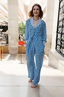 JUL 01 Ulyanna Sergeenko - Paris Haute Couture 2019
