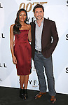 """NAOMIE HARRIS AND JAVIER BARDEM.attends the photocall for the twenty-third 007 adventure, """"Skyfall"""" at the Villamagna Hotel, Madrid_29/10/2012.Mandatory Credit Photo: ©NEWSPIX INTERNATIONAL..**ALL FEES PAYABLE TO: """"NEWSPIX INTERNATIONAL""""**..IMMEDIATE CONFIRMATION OF USAGE REQUIRED:.Newspix International, 31 Chinnery Hill, Bishop's Stortford, ENGLAND CM23 3PS.Tel:+441279 324672  ; Fax: +441279656877.Mobile:  07775681153.e-mail: info@newspixinternational.co.uk"""