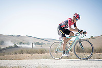 Norwegian champion Amund Grondahl Jansen (NOR/Jumbo-Visma)<br /> <br /> 14th Strade Bianche 2020<br /> Siena > Siena: 184km (ITALY)<br /> <br /> delayed 2020 (summer!) edition because of the Covid19 pandemic