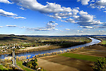 The Connecticut River is seen from Mount Sugarloaf in Deerfield as it flows between Sunderland and Whately on Wednesday, May 2, 2007.