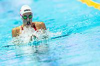 SCHOENMAKER Tatjana RSA Republic oh South Africa<br /> Gwangju South Korea 25/07/2019<br /> Swimming Women's Breaststroke 200m Preliminary<br /> 18th FINA World Aquatics Championships<br /> Nambu University Aquatics Center <br /> Photo © Andrea Masini / Deepbluemedia / Insidefoto