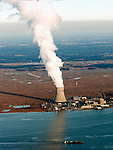 Aerial view of PSEG Nuclear<br />