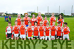 Brosna GAA at the Scartaglin GAA Memorial blitz for the late Jack Rahilly on Saturday